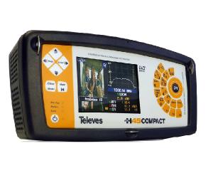 Medidor de señal H45 Compact