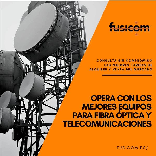 Ventajas de la fibra óptica en Telecomunicaciones: