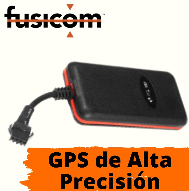Dispositivo GPS en españa Fusicom